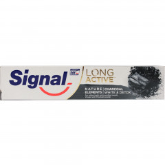 Signal pasta nature elements węgiel