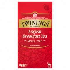 Herbata Twinings English Breakfast 25*2g
