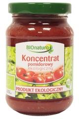 Koncentrat pomidorowy bio
