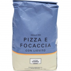 Mąka do pizzy i focacci