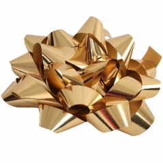 Rozetka 11cm metallic