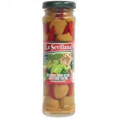 Oliwki La Sevillana z Piri - Piri