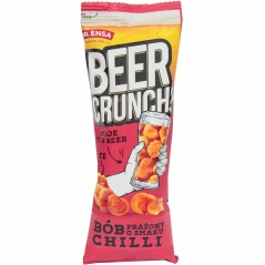 Beer Crunch bób chips paprykowy