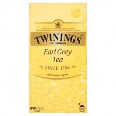 HerbataTwinings Earl Grey czarna z aromatem bergamoty 25*2g