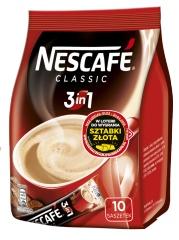 Kawa Nescafé 3in1 Classic rozpuszczalna
