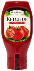 Ketchup pikantny Piotr i Paweł