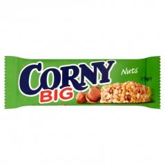 Baton corny big orzechowy