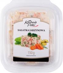Sałatka jarzynowa Kuchnia Polki