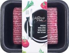 Mięso wołowe mielone na tatar