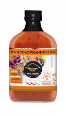 Sos słodko-pikantny chilli Mr.Ming