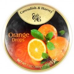 Landrynki Cavendish & Harvey pomarańczowe