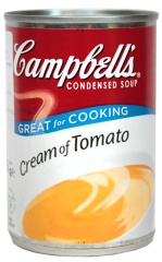 Campbell's krem z pomidorów