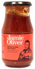 Sos pomidorowy z chili Jamie Oliver
