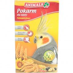 Pokarm Animals dla nimfy