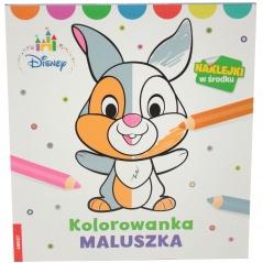 """"""" Kolorowanka Maluszka """" - zajączek"""