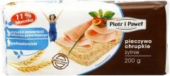 Pieczywo chrupkie żytnie - Piotr i Paweł