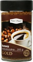 Kawa rozpuszczalna liofilizowana