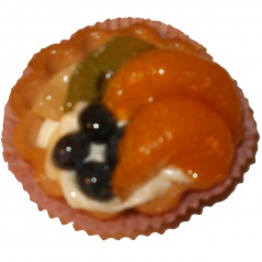 Babeczki z owocami - staropolska
