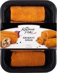 Krokiety kebab Kuchnia Polki