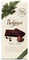 Czekolada dark 72% belgian