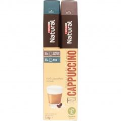 Spar natural kawa cappuccino organiczne kapsułki