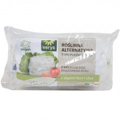 Roślinna alternatywa dla serów pleśniowych.