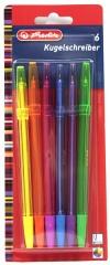 Długopisy Herlitz spots neon