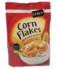 Płatki kukurydziane lubię :)