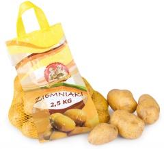 Ziemniak myty 2,5 kg
