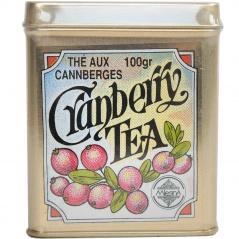Herbata czarna Cranberry