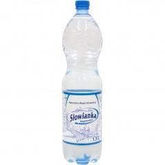 Woda mineralna Słowianka niegazowana