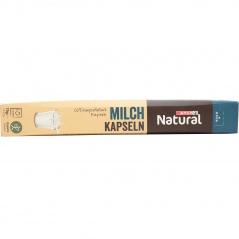 Spar natural mleko organiczne w proszku kapsułki