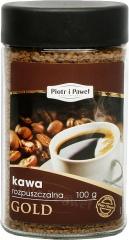Kawa Liofilizowana rozpuszczalna Piotr i Paweł