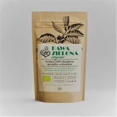 Kawa Zielona Organic mielona