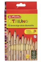 Kredki Herlitz Trilino