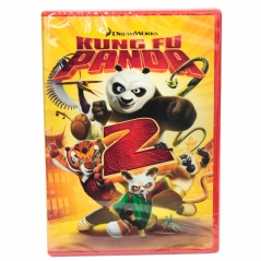 Bajka dvd Kung Fu Panda 2