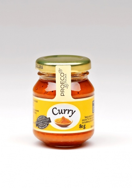 Koncentrat Curry Proeco
