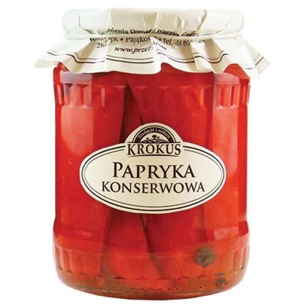 Papryka konserwowa Krokus