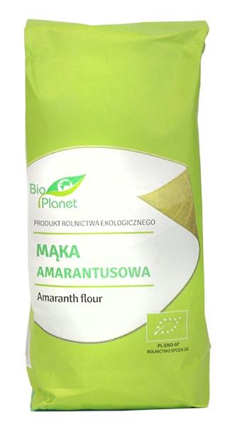 Mąka amarantusowa-bio planet None
