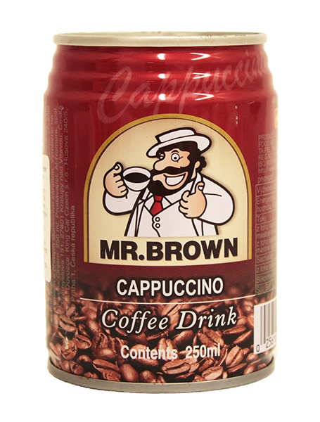 Napój kawowy mr.brown cappuccino