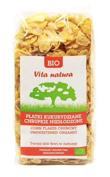 Platki kukurydziane Bio
