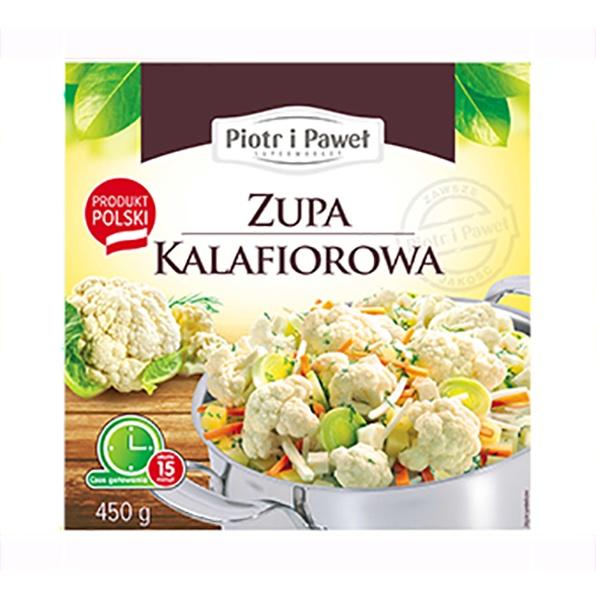Zupa Kalafiorowa Piotr i Paweł