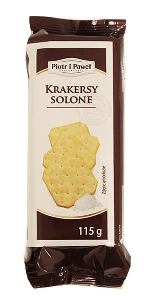 Krakersy solone Piotr i Paweł