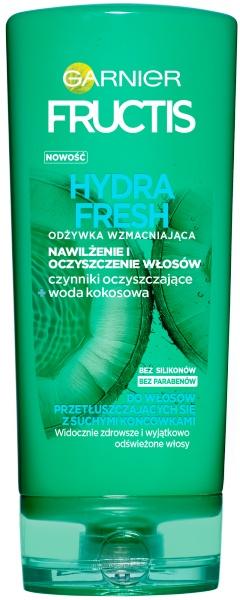 Odżywka fructis stay fresh włosy suche.