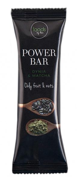 Baton power bar dynia&matcha