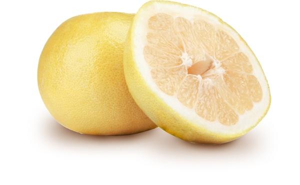 Grapefruit żółty