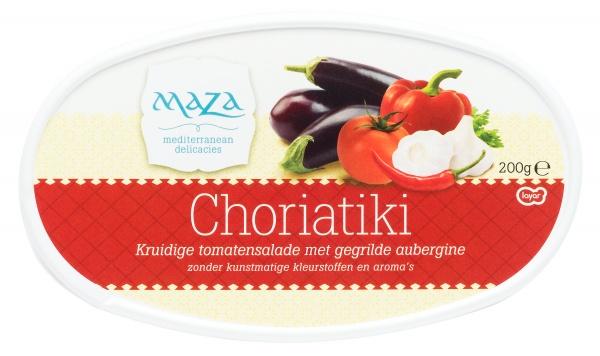 """ Maza "" choriatiki"
