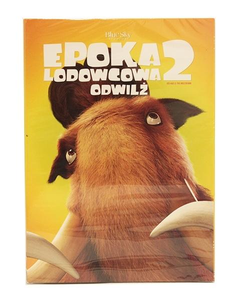 Bajki dvd Epoka lodowcowa 2
