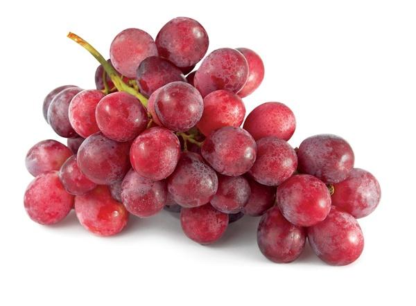 Winogrono czerwone