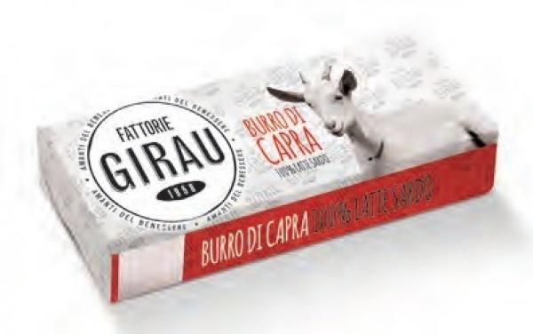 Masło kozie - Gireau